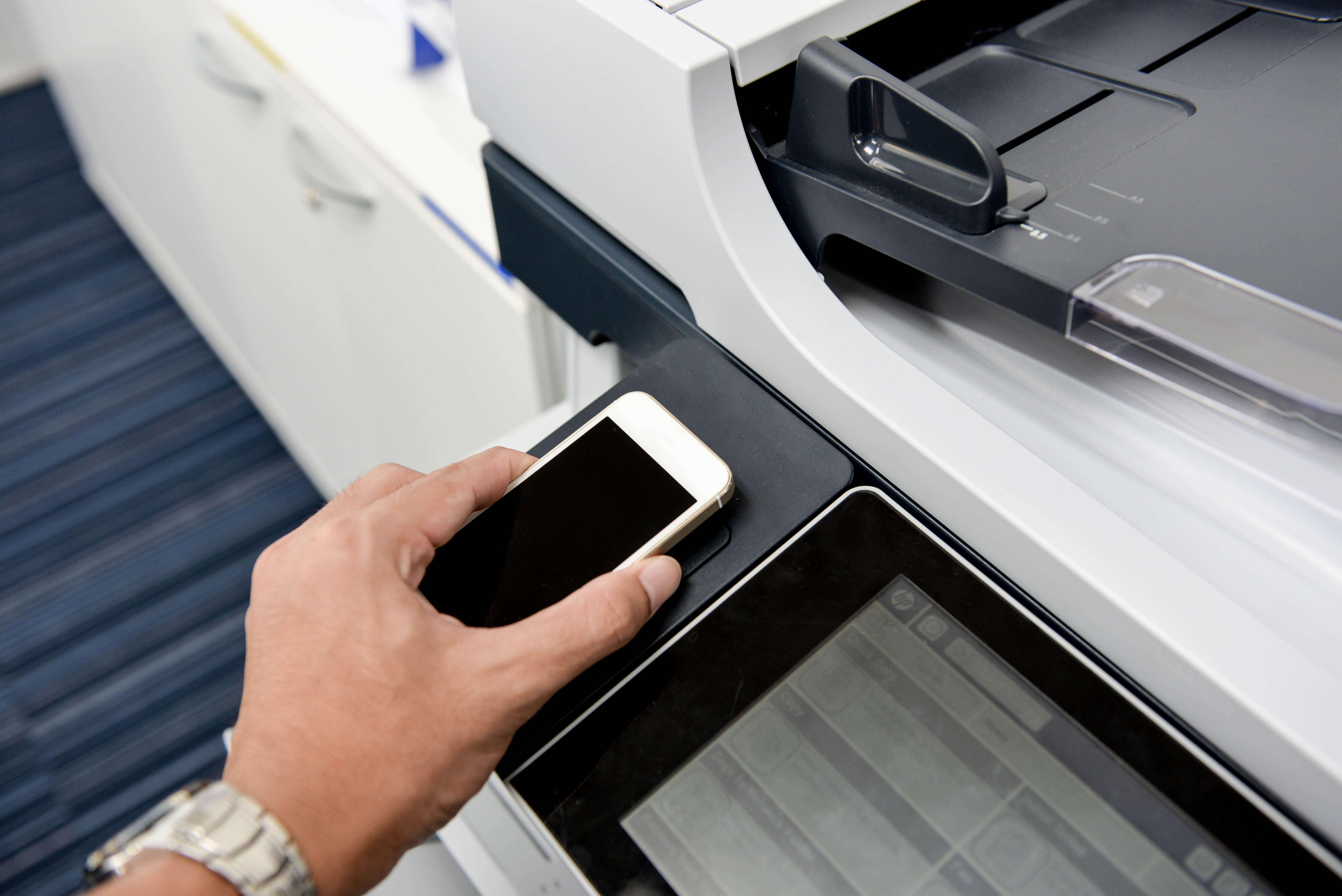 Innovaciones tecnológicas en las impresoras