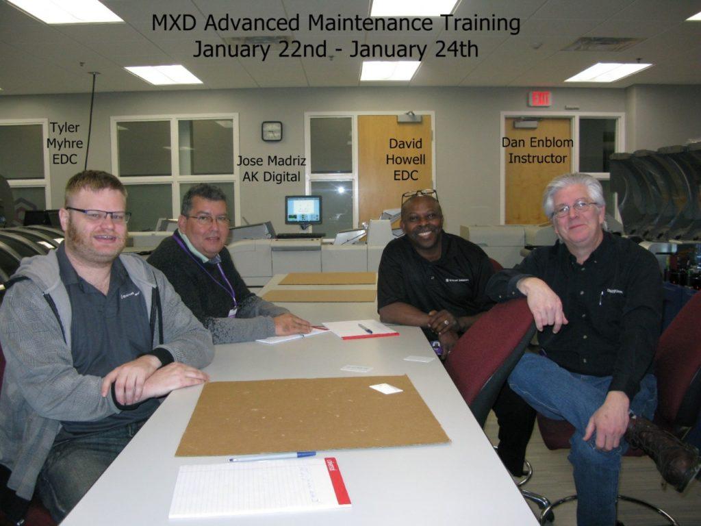 Soporte Técnico adquiere certificación para equipos Datacard