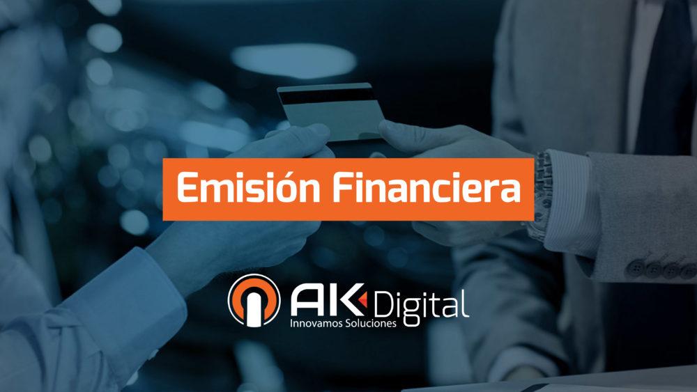 Emisión Financiera Instantanea Datacard