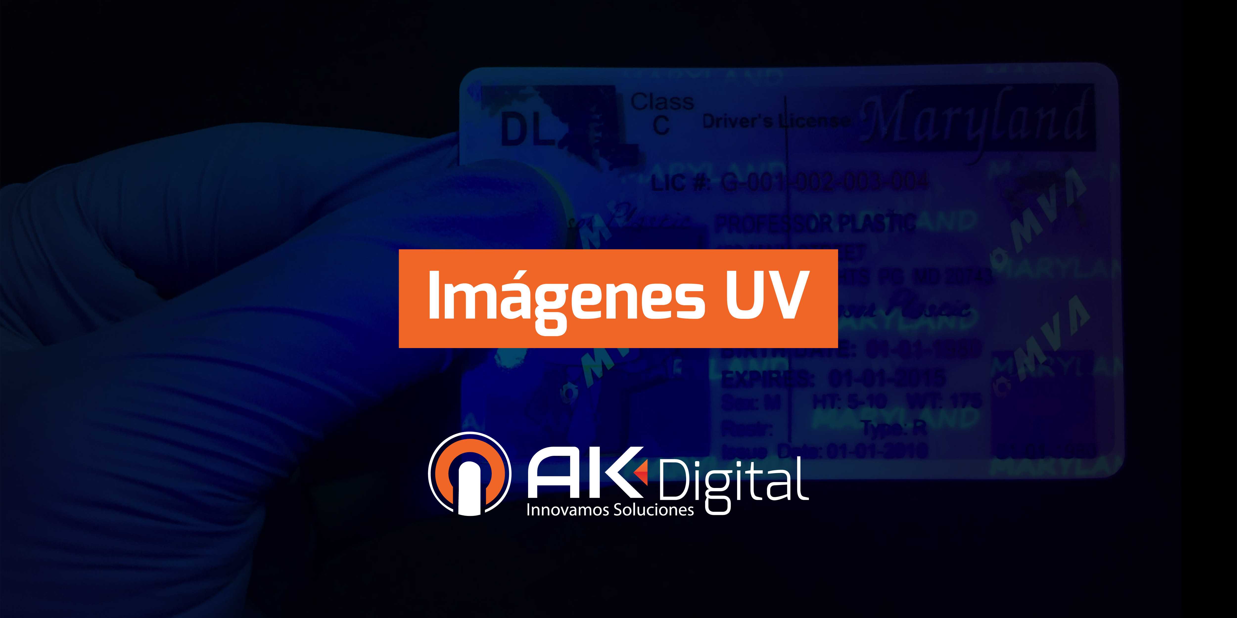 Imágenes UV: seguridad potente a bajo costo para su tarjeta de identificación