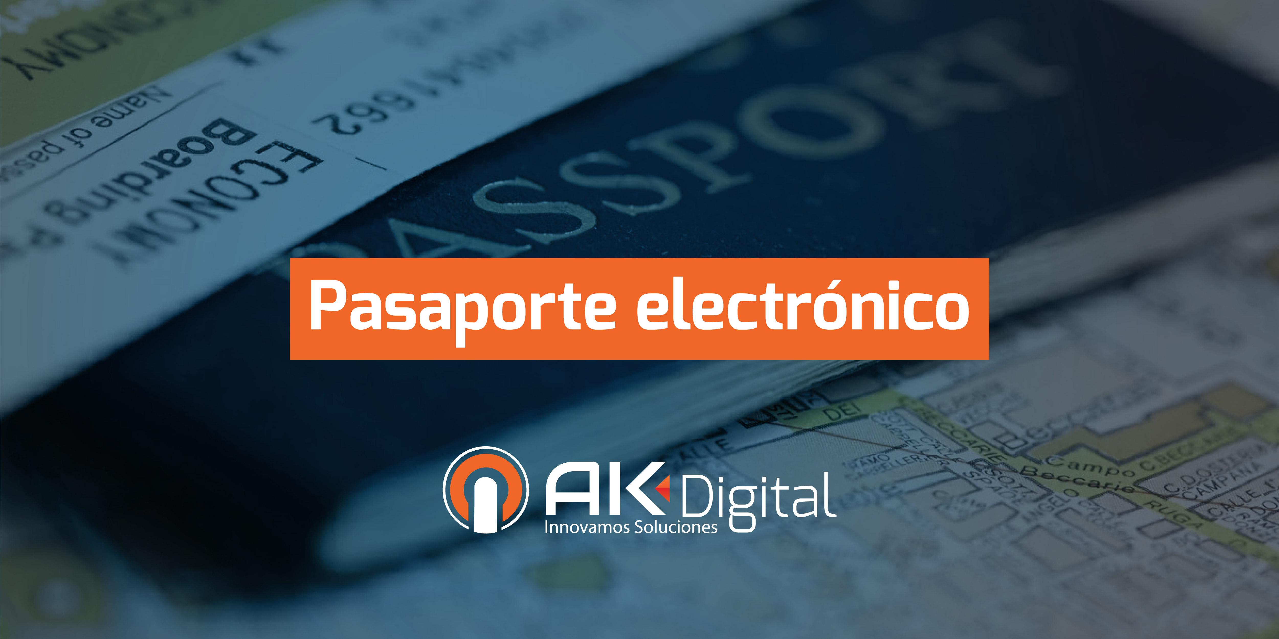 3 razones para reemplazar su pasaporte por uno electrónico