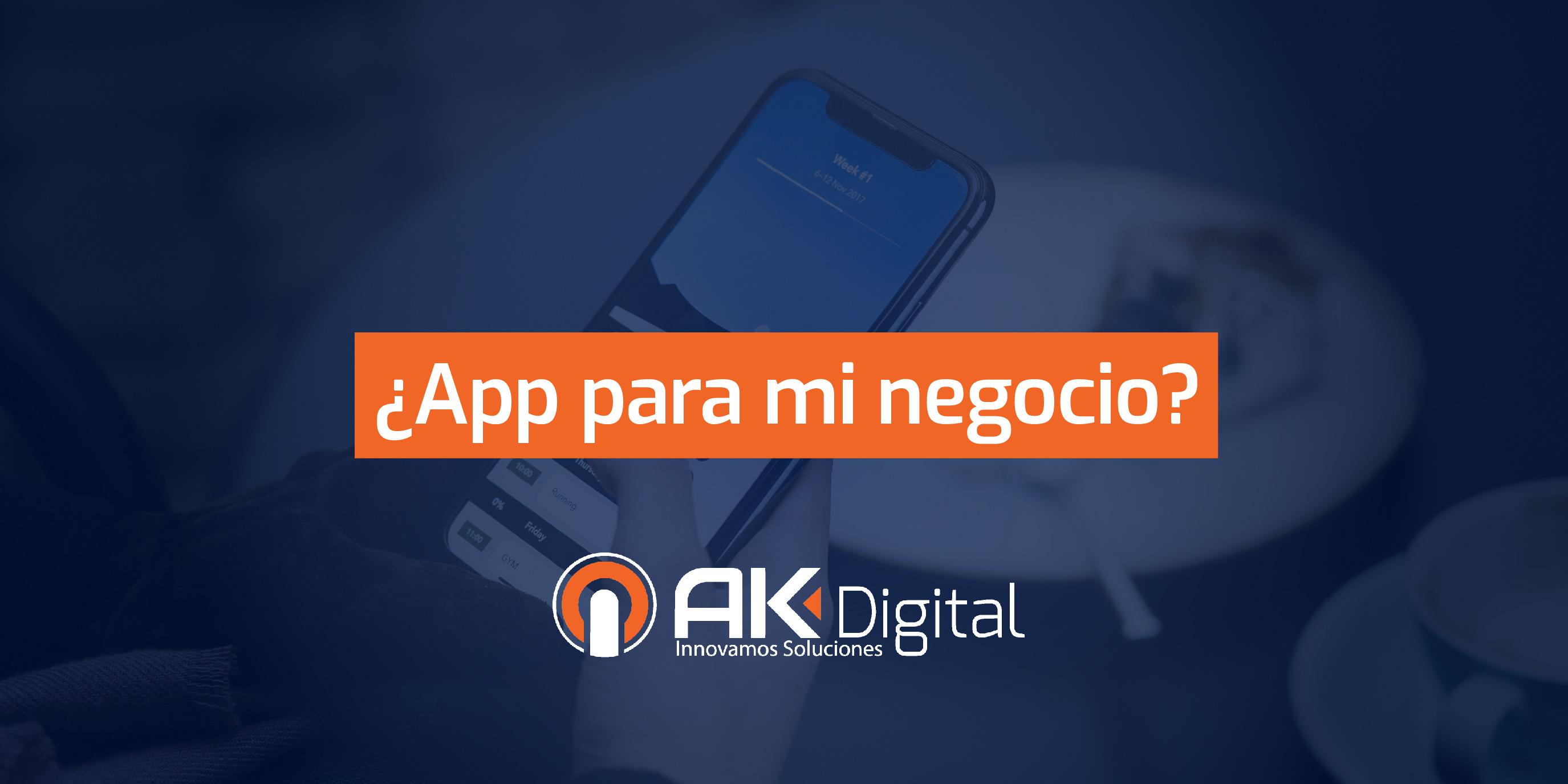 ¿Cómo descubrir si mi negocio necesita una aplicación móvil?