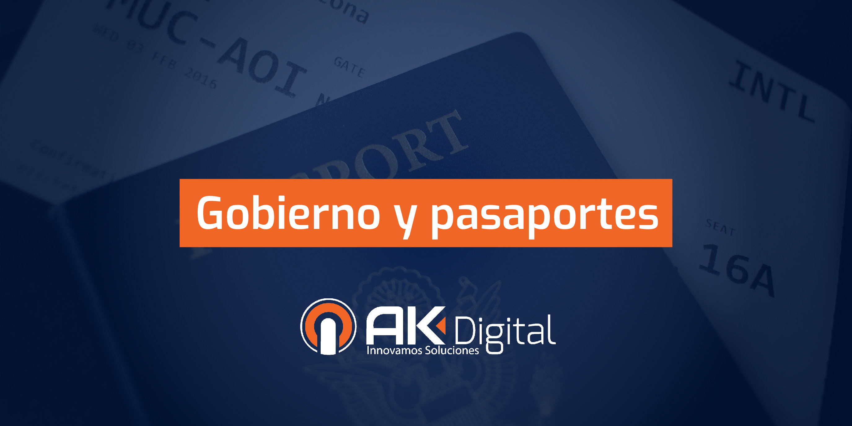 Principales características que demandan los gobiernos en los pasaportes electrónicos
