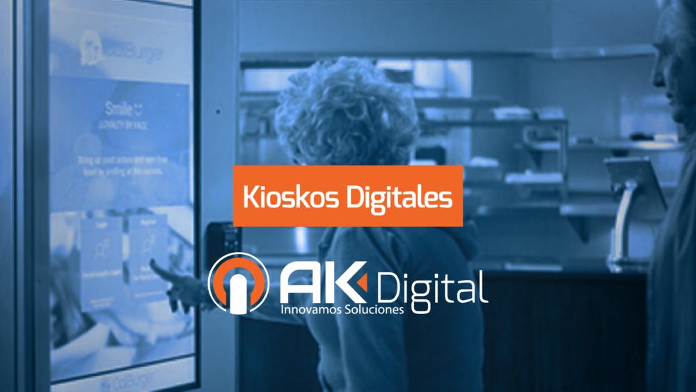 Kioskos Digitales