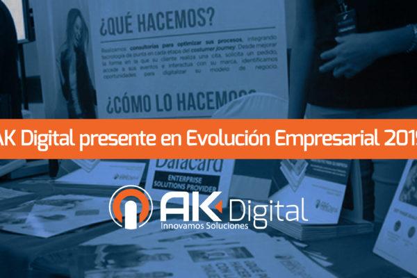 Evolución Empresarial 2019